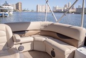 "22 ft. 24"" Bentley Pontoon Boat Pontoon Boat Rental Miami Image 3"