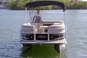 "22 ft. 24"" Bentley Pontoon Boat Pontoon Boat Rental Miami Image 6"