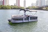 "22 ft. 24"" Bentley Pontoon Boat Pontoon Boat Rental Miami Image 7"