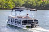 "22 ft. 24"" Bentley Pontoon Boat Pontoon Boat Rental Miami Image 8"