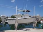 27 ft. Ocean Master Marine 27 Ocean Skiff Center Console Boat Rental N Texas Gulf Coast Image 2