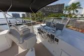 67 ft. Hatteras Yachts 67 Cockpit Motor Yacht Motor Yacht Boat Rental Miami Image 8