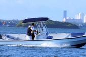 23 ft. Penga 260 Center Console Boat Rental Miami Image 2