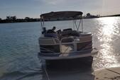 24 ft. Leisure Pontoons 2423 Navigator Deck Boat Boat Rental Miami Image 15