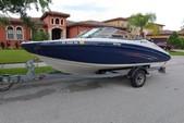 19 ft. Yamaha SX190  Cruiser Boat Rental Tampa Image 15