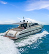 80 ft. Leopard 88 Motor Yacht Boat Rental Miami Image 2
