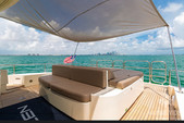 80 ft. Leopard 88 Motor Yacht Boat Rental Miami Image 6