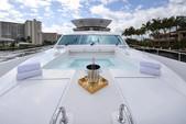 108 ft. Monte Fino 108 Motor Yacht Boat Rental Los Angeles Image 2