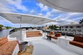 108 ft. Monte Fino 108 Motor Yacht Boat Rental Los Angeles Image 3