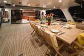 143 ft. Suncoast Marine 143 Cruiser Boat Rental Marina del Rey Image 7