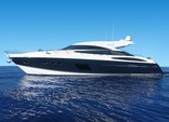 72 ft. Princess V72 Express Cruiser Boat Rental Marina del Rey Image 1