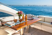 72 ft. Princess V72 Express Cruiser Boat Rental Marina del Rey Image 8
