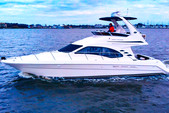 50 ft.  2007 SeaRay 50' Cruiser Boat Rental Chicago Image 2