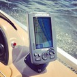 20 ft. Sun Tracker by Tracker Marine Party Barge 18 DLX w/60ELPT 4-S Pontoon Boat Rental Orlando-Lakeland Image 9