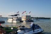 24 ft. Leisure Pontoons 2423 Navigator Deck Boat Boat Rental Miami Image 16