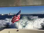 55 ft. Hampton Yachts 500 PH Pilothouse Boat Rental San Diego Image 35