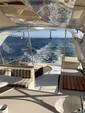 55 ft. Hampton Yachts 500 PH Pilothouse Boat Rental San Diego Image 6