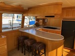 55 ft. Hampton Yachts 500 PH Pilothouse Boat Rental San Diego Image 34