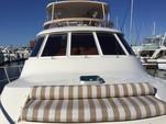 55 ft. Hampton Yachts 500 PH Pilothouse Boat Rental San Diego Image 1