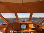 55 ft. Hampton Yachts 500 PH Pilothouse Boat Rental San Diego Image 12