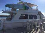 55 ft. Hampton Yachts 500 PH Pilothouse Boat Rental San Diego Image 33