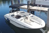 16 ft. Bayliner Element 4-S Mercury  Cruiser Boat Rental Miami Image 19