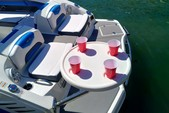 24 ft. Chaparral Boats VRX 2430 Jet Boat Boat Rental Miami Image 7
