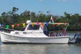 24 ft. Eastern Boats 248 Explorer Downeast Boat Rental Fort Myers Image 3