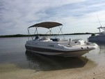 20 ft. Hurricane Boats SDS 201 Deck Boat Boat Rental Daytona Beach  Image 1