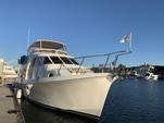 55 ft. Hampton Yachts 500 PH Pilothouse Boat Rental San Diego Image 3