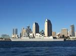 55 ft. Hampton Yachts 500 PH Pilothouse Boat Rental San Diego Image 37