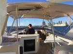 55 ft. Hampton Yachts 500 PH Pilothouse Boat Rental San Diego Image 7