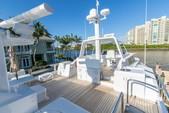 102 ft. Oceanfast Custom Mega Yacht Boat Rental Miami Image 6