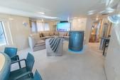 102 ft. Oceanfast Custom Mega Yacht Boat Rental Miami Image 2