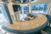 102 ft. Oceanfast Custom Mega Yacht Boat Rental Miami Image 3