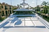 102 ft. Oceanfast Custom Mega Yacht Boat Rental Miami Image 11