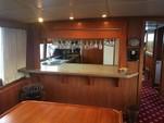 87 ft. Roamer Custom Motor Yacht Boat Rental New York Image 5