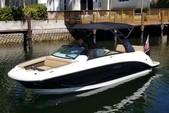 25 ft. Sea Ray Boats 250 SLX Bow Rider Boat Rental Miami Image 2