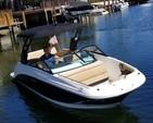 25 ft. Sea Ray Boats 250 SLX Bow Rider Boat Rental Miami Image 3