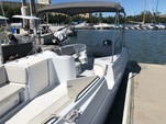 26 ft. Bayliner Rendezvous 26 Deck Boat Boat Rental The Keys Image 3