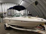 18 ft. Sea Ray Boats 180 Sport BR w/Trlr Fish And Ski Boat Rental Austin Image 6
