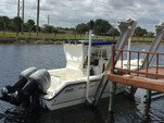 26 ft. Boston Whaler 26 Outrage w/2-200HP Center Console Boat Rental West Palm Beach  Image 5