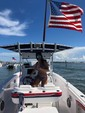 33 ft. Donzi Marine 35 ZF Cuddy Center Console Boat Rental Daytona Beach  Image 2
