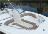 20 ft. Key West Boats 203 DFS Bow Rider Boat Rental Daytona Beach  Image 5