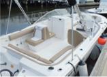 20 ft. Key West Boats 203 DFS Bow Rider Boat Rental Daytona Beach  Image 7