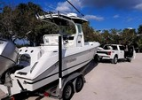 25 ft. Everglades by Dougherty 240CC Center Console Boat Rental Daytona Beach  Image 9