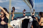 37 ft. X-Yachts USA X37 Classic Version Cruiser Racer Boat Rental Miami Image 7