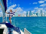 37 ft. X-Yachts USA X37 Classic Version Cruiser Racer Boat Rental Miami Image 9