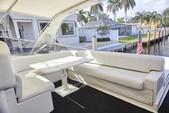63 ft. Baia Azzura 63 Motor Yacht Boat Rental Miami Image 4