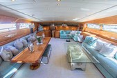 100 ft. Mangusta 100 Motor Yacht Boat Rental Miami Image 1